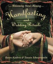 Handfasting & Wedding Rituals Book ~ Wiccan Pagan Metaphysical Book Supply