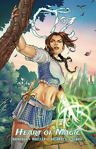 Oz TPB The Heart of Magic Softcover Graphic Novel