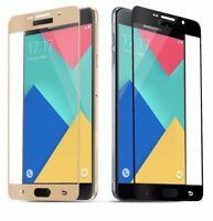 For Samsung Galaxy Phone 9H Edge Full Cover Tempered Glass Film Screen Protector