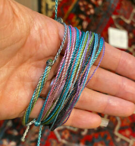 Pura Vida Bracelets, Partial Friendship Pack - 3 Bracelets, Preloved