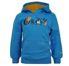 Sweats et vestes à capuche en polycoton pour garçon de 2 à 16 ans