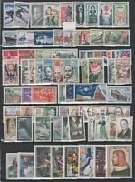 H128406 / FRANCE / COMPLETE YEARS 1962 / 1964 MNH ** CV 160 $