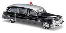 Busch H0, 43458 Cadillac 52 Station Wagon Bestattungsfahrzeug, Automodell 1:87