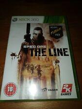 Spec Ops The Line Xbox360-Completo En Muy Buen Estado