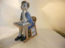 """Figurina/statuina Royal Copenhagen """"primo giorno"""""""