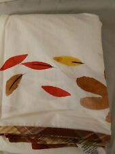 Pottery Barn Kids Autumnal Tablecloth Thanksgiving
