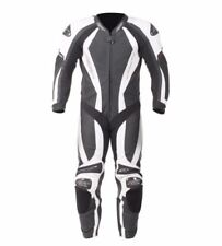 RST Pro Series 1033 CPXC Mens Motorcycle Leather Suit White UK 44 Euro 54