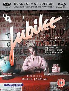 Jubilee - 40th Anniversary Edition (DVD + Blu-ray) Dual Format Edition