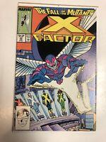 X-Factor (1986) # 24 (NM) 1st Full App Archangel !