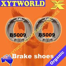 FRONT REAR Brake Shoes YAMAHA T 105 105 E Crypton 1996