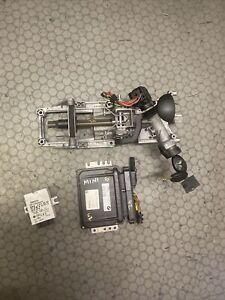 42) BMW Mini Cooper Motorsteuergerät S118012001 7530656  Zündschloß SET