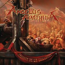 CD ANGELUS APATRIDA - CABARET DE LA GUILLOTINE -
