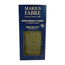 """Marius Fabre Savon de Marseille à l'huile d'olive """"à couper"""" 1 x 1kg"""