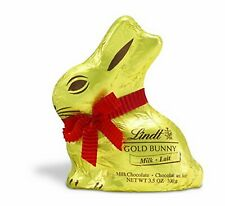 SALE! Lindt  Hollow CHOCOLATE GOLD BUNNY ~  GERMANY