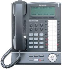 REFURB PANASONIC KX-T7636-B KX-T7636B KXT7636B KX-T 7636-B KXT 7636-B KXT 7636 B