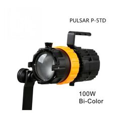 Falcon Eyes P-5TD Mini Spot Light LED 100W 3000K-5600K Photography Adjust Focus