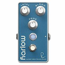 Bogner Harlow Boost Pedal with Bloom Guitar Effects Pedal