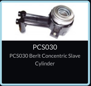 QH CSC030 Clutch Slave Cylinder for Ford KA 1.3