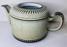 """DENBY-LANGLEY """"Rondo"""" Teapot 5 Cup Made In England , without Lid - VGC"""
