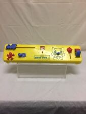 Vintage Kohner Busy Box Jr. Kids Toy