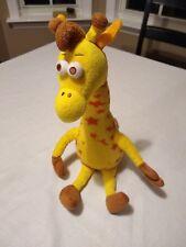 """2015 Toys R Us Geoffrey Giraffe 17"""" Plush Stuffed Animal"""