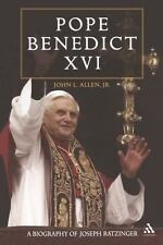 Pope Benedict XVI: A Biography of Joseph Ratzinger-ExLibrary
