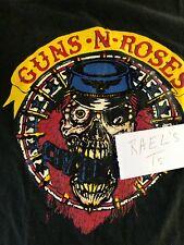 Vintage Original 1991 Guns N Roses Civil War Concert Tour Shirt