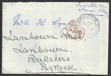Cabo de Buena Esperanza Boer War: 1901 Sellos no disponible OEA - 2122