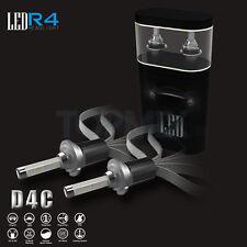 60W 7200LM D2S D4S Car Headlight Kit ETI LED Head Fog Driving Lamp Bulbs White