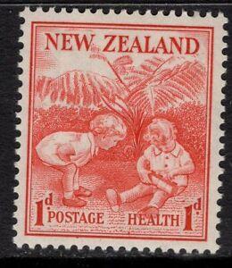 New Zealand. 1938. Health. Children at play. MUH.