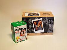 FUJI FUJIFILM Instax Mini 70 Sofortbildkamera gold + Instax Film (20 Bilder)
