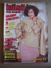 INTIMITA' n°2070 1985 Corinne Clery - No inserto   [GS47]