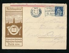 Used Postal Card, Stationery Switzerland Stamps