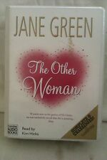 The Other Woman: Jane Green: Unabridged Cassette Narr. Kim Hicks (C8)