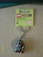 LEGO POWER MINERS RED ROCK MONSTER KEYCHAIN 2009