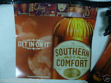 """SOUTHERN COMFORT WHISKEY - 15"""" HALLOWEEN PENNANT BANNER"""