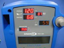 Ge Critikon Dinamap Pro 200 Vital Signs Monitor