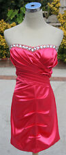 NWT WINDSOR $90 CORAL Juniors Dance Prom Party Dress 5
