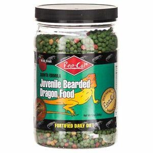 Rep Cal Juvenile Bearded Dragon Food