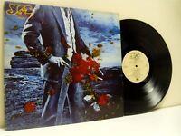 YES tormato LP EX/VG K 50518, with lyric inner sleeve, vinyl, album, uk, 1978