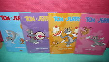 TOM Y JERRY - 4 DVDS -