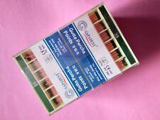 New 20 Boxes Dental Gapadent Gutta Percha Points 35 120pcsbox Free Shipping