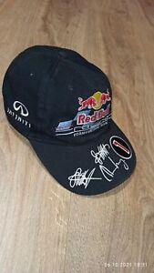 Infiniti Red Bull Racing Formula One Team Adjustable Pepe Jeans Black Hat Cap
