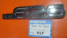 original Mazda 626 (GC) GD27-51-721A,Emblem,Logo,