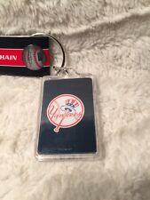 2 Sided Mlb New York Yankees Keychain