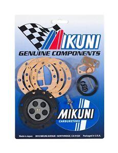 OFFICIAL Genuine MIKUNI BN38/44 Carburetor Rebuild Kit MK-BN38/44 Round Body