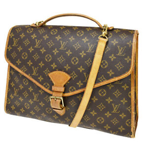 LOUIS VUITTON BEVERLY Briefcase 2Way Hand Shoulder Bag Monogram M51120 39SC029