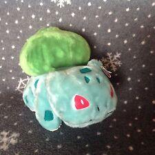 "ORIGINALE Nintendo Pokemon Bulbasaur plush giocattolo morbido lungo 10"""