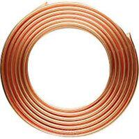 8mm Copper Microbore Tube 5 Metre GAS WATER LPG OIL *CHEAPEST ON EBAY* NEW