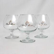 Set of 3x Vintage Remy Martin Balloon Glasses